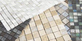Mosaicos de Cristal y Mármol